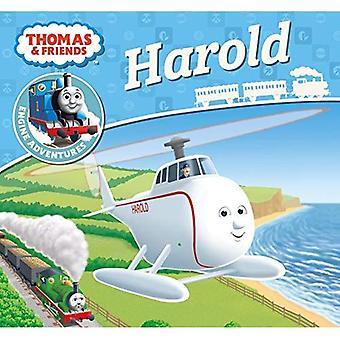 Thomas & vrienden: Harold (Thomas Engine Adventures)