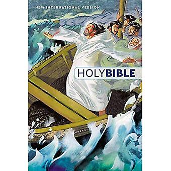 Sainte Bible NIV enfants, livre de poche