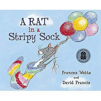 Un Rat dans une chaussette rayée
