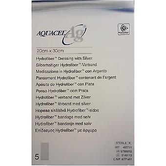 AQUACEL AG DRESSING 20CMX30CM S7508AG 5