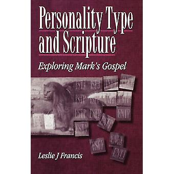 性格タイプ聖書フランシス マーク ・ レスリー j.
