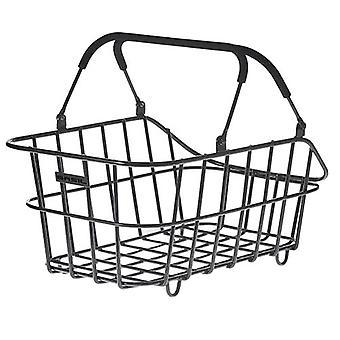 Basil Cento rear basket aluminium / / multimedia system