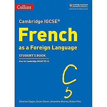 Cambridge IGCSE (TM) franske Student's Book (Collins Cambridge IGCSE (TM)) (Collins Cambridge IGCSE (TM))