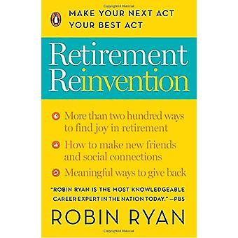 Retirement Reinvention by Robin Ryan - CP - 9780143131915 Book