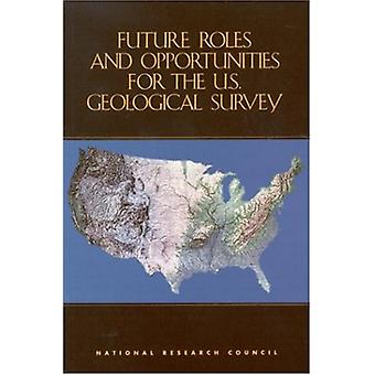 Future Roles and Opportunities for the U.S. Geological Survey by Comm