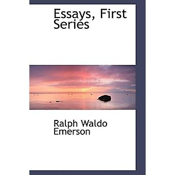 Essays - First Series by Essays - First Series - 9780559080401 Book