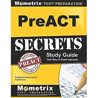PreAct hemligheter studiehandbok: Preact Test Review för provet Preact