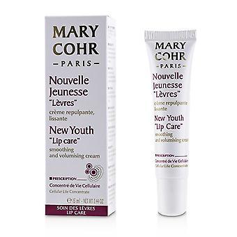 Mary Cohr New Youth Lip Care Smoothing & Volumising Cream 15ml/0.44oz