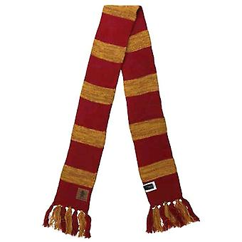Harry Potter Gryffindor Écharpe en tricot heathered