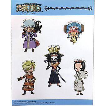 Sticker - One Piece - SD Group #2 Set Toys Anime Licensed ge55547