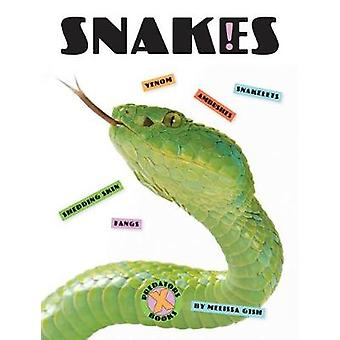X-Books - Snakes by Melissa Gish - 9781628324259 Book