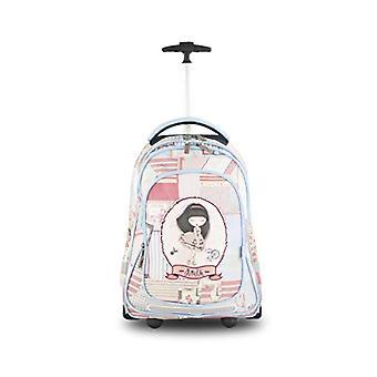 Anekke - Patchwork backpack - 48 cm - 32 liters