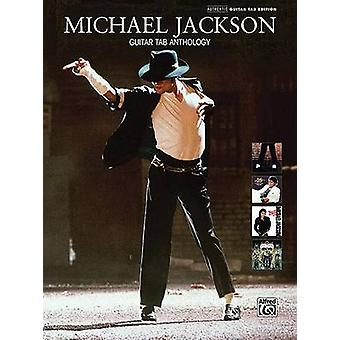 Michael Jackson Guitar Tab Anthology - 9780739065143 Book