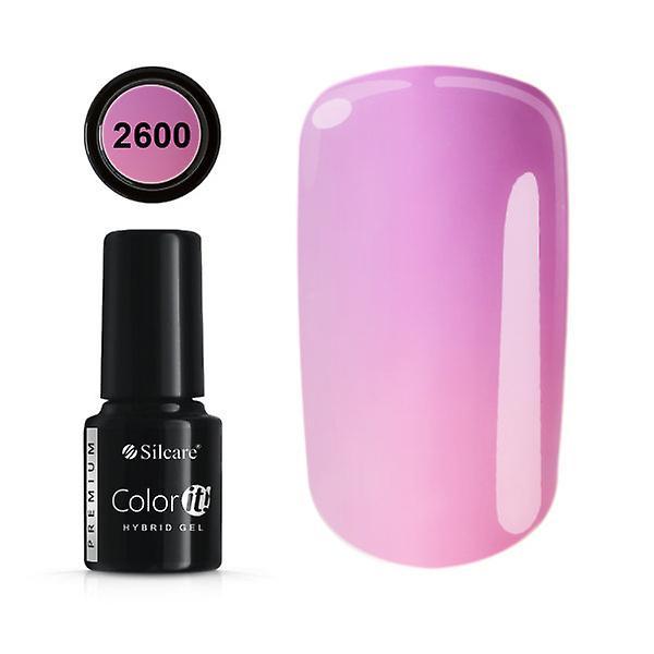 Gellack-Color IT-Premium-Thermo-* 2600 UV gel/LED