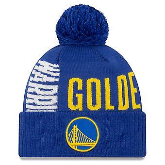 New Era Bobble Mütze - NBA TIP OFF Golden State Warriors