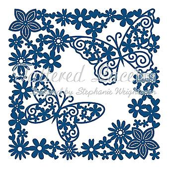 Tattered Lace Butterfly Tapestry D597