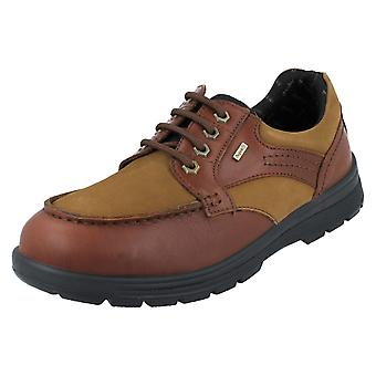 Mens Padders Lace Up Shoes Trail