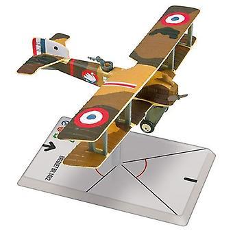 Breguet BR. 14 B2 (Escadrille br 111): vingar av härlighet