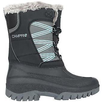 Campri Womens Ladies Snow Boots Warm Shoes Fleece Winter Footwear