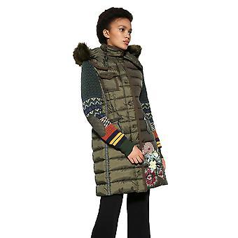 Desigual Women's Padded Michelle Coat