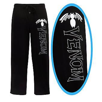 Venom Comic logo miesten ' s Pajama housut