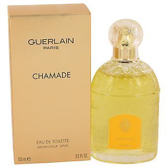 Chamade Guerlain100ml EDT Spray uudelleentäytettävä
