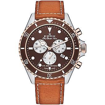Edox 10238 357RBRC BRIA Skydiver Heren Horloge