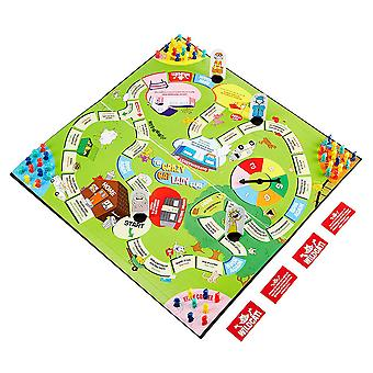 Archie McPhee Crazy Cat Lady Board Game