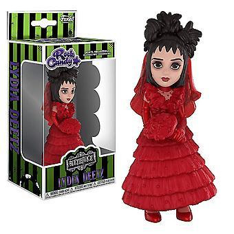 Beetlejuice Lydia Deetz (Red Wedding Dress) Rock Candy