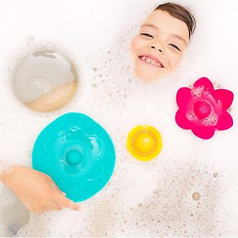 Bath toy lili floating flower - quut