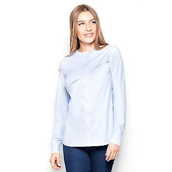 Sky blue katrus blouses