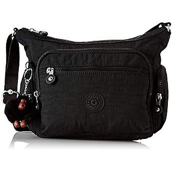 Kipling Gabbie S Black Women's Crossbag Bag (True Black) 29x22x16.5 cm