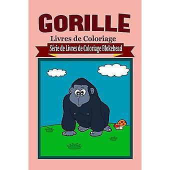 Gorille livres de Coloriage van Le Blokehead