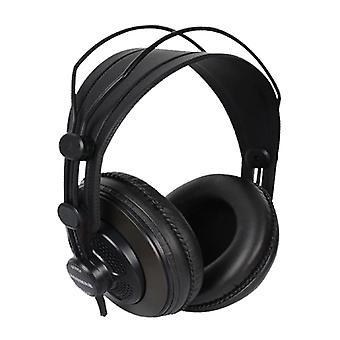 Samson SR850 Studio Headphones AUX Stereo Monitoring Headphones HiFi