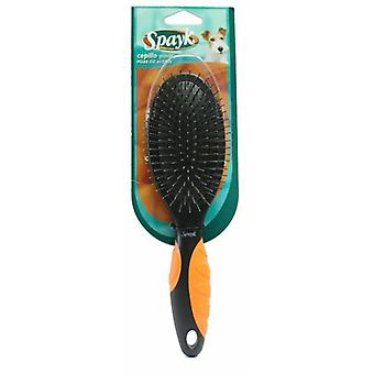 Sandimas Nylon Simple Brush (30721) (Dogs , Grooming & Wellbeing , Brushes & Combs)