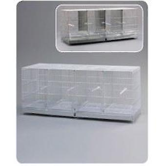 Mgz Alamber Base Cage Metro (Birds , Cages and aviaries , Cages)