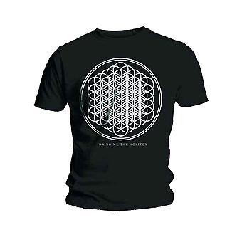 Bring Me The Horizon Kids T Shirt Sempiternal Logo Official Black Ages 1-12 yrs