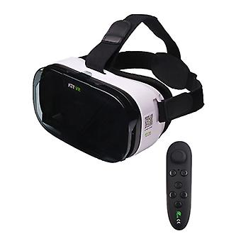 Fiit VR 2N VR Virtual Reality 3D Glasses 120 ° With Bluetooth Remote Control for Smartphones