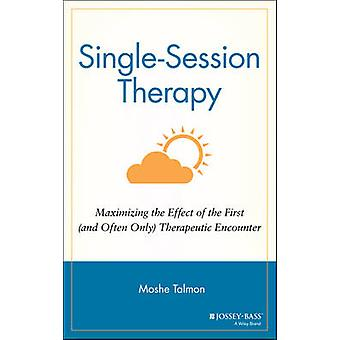 Single Session Therapy by Talmon & Moshe