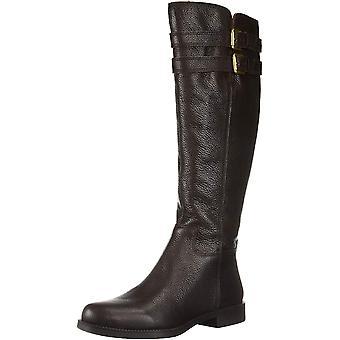 Franco Sarto Women's Christoff Equestrian Boot , Hickory, 10   M(Reg Calf)