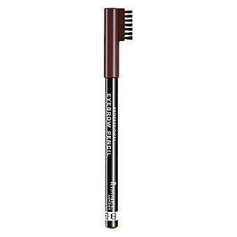 Eyebrow Pencil Professional Rimmel London/004 - Black Brown
