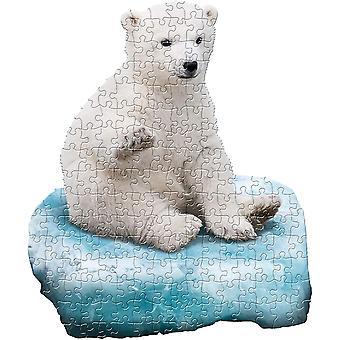 Madd Capp I Am Lil ' Polar Bear 100 Piece Jigsaw Puzzle