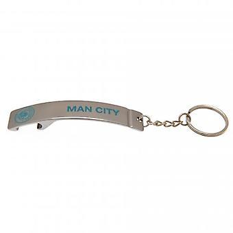 Manchester City fles Opener Keyring SK