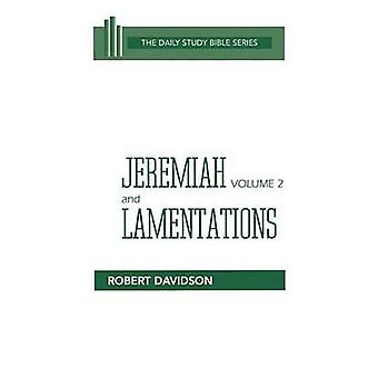 Jeremiah Volume 2 and Lamentations by Davidson & Robert