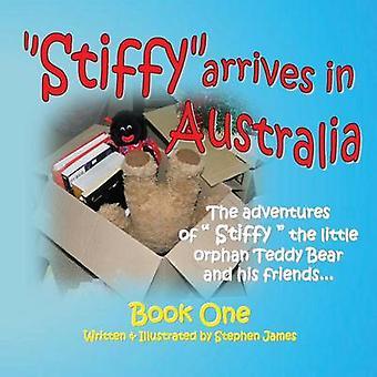 Stiffy Arrives in Australia by James & Stephen
