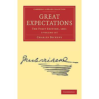 Great Expectations  3 Volume Set by Dickens & Charles