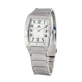 Força do tempo de relógio masculino TF2502M-05M (33 mm) (Ø 33 mm)