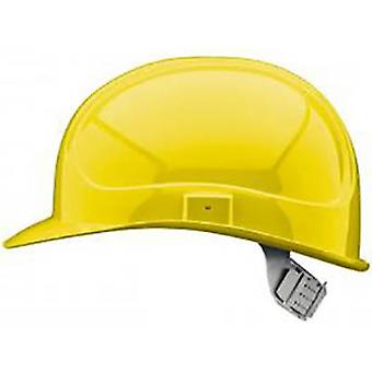 Voss Helme 2689 Electricians hard hat Yellow EN 397 , EN 50365