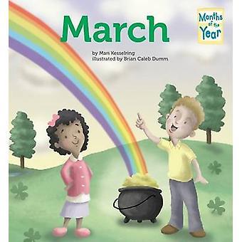 March by Mari Kesselring - 9781602706309 Book