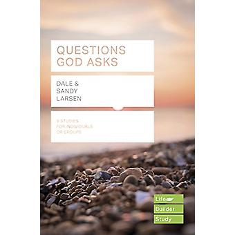 Questions God Asks by Dale Larsen - 9781783597024 Book